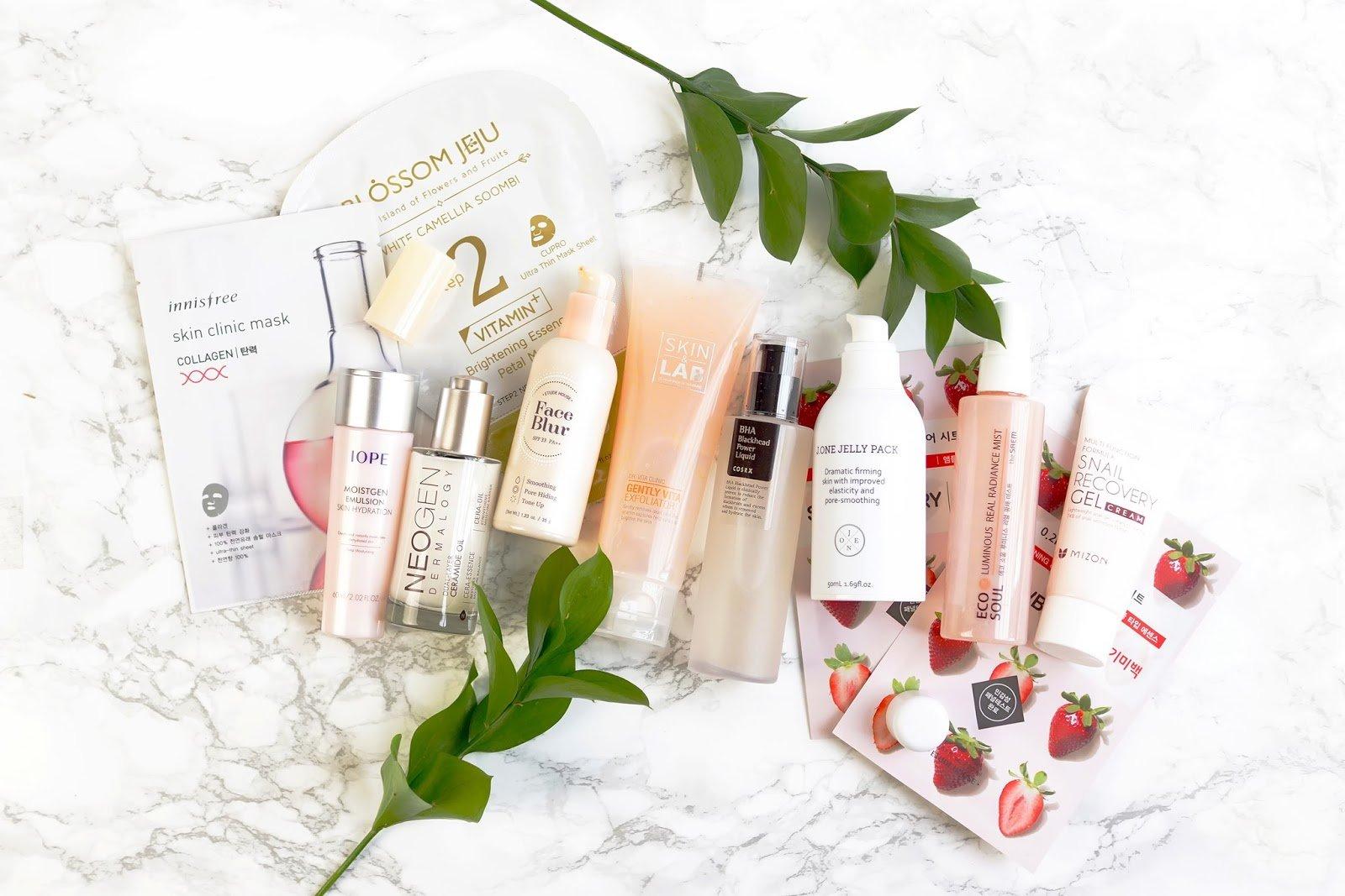 Top 5 Korean Skincare Brands