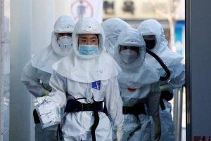 Coronavirus in Korea