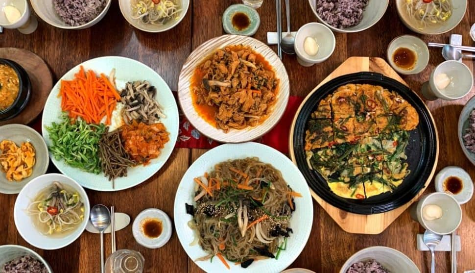 Korean Foods to try after Plastic Surgery
